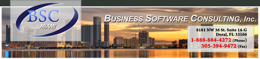 BSC - Business Software Solution, Inc.